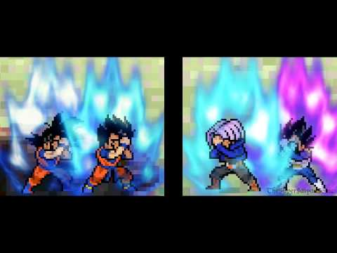 Goku Vs Vegeta - The Rematch Part 2