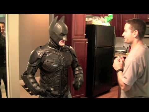 Batman Bloopers