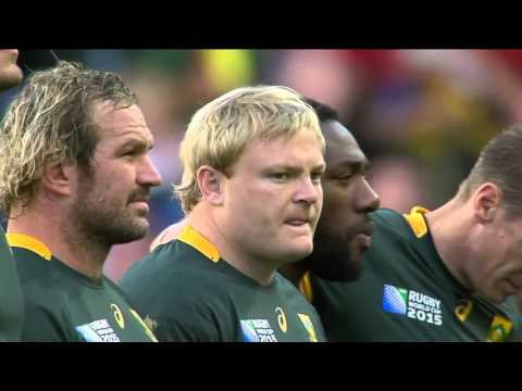 South Africa v Samoa Rugby World Cup 2015 Full game