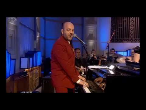 Elio Pace - Great Balls Of Fire (Live on 'Weekend Wogan' BBC Radio 2)