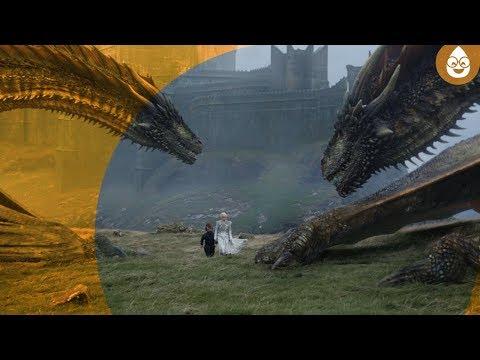 Game Of Thrones S07e06 Coxinha Nerd