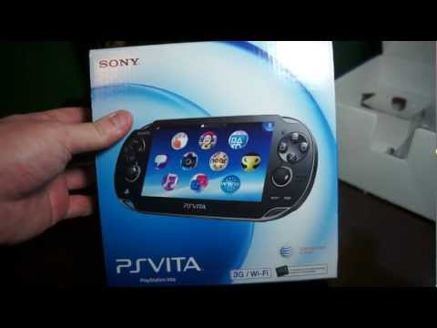 PS Vita - First Edition Bundle | Unboxing #67 | HD