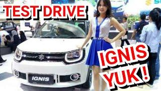 First Impression, Review dan Test Drive Suzuki IGNIS - Indonesia