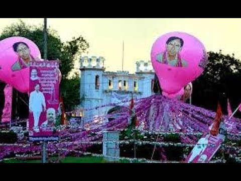 All set for Telangana Formation Day Celebrations in Hyderabad