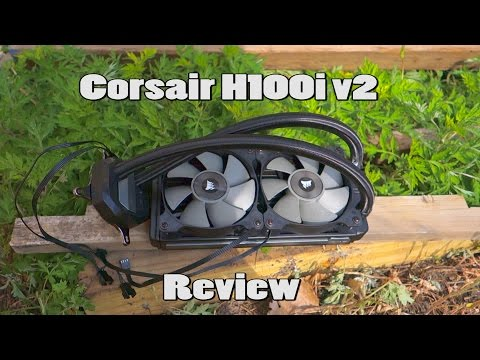 Corsair h110i v2 review