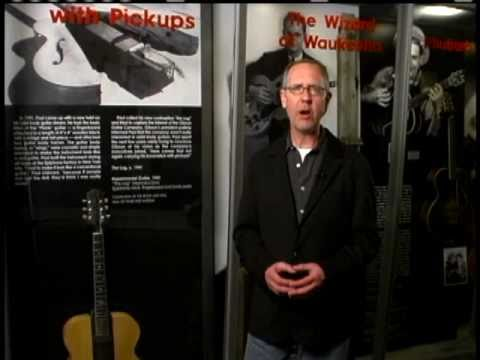 In the Museum: The Les Paul Guitar