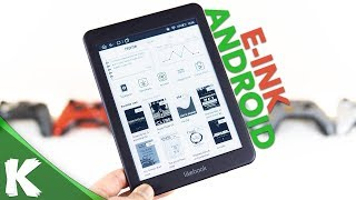 LikeBook MARS T80D | The Ultimate Android E-INK Reader Tablet? | Initial Review