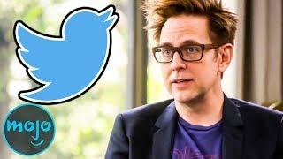 Top 10 People Whose Old Tweets Exposed Them