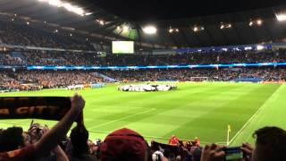 Manchester city roma 1-1