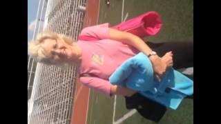Shawn Rene Training Athletes Sports Yoga