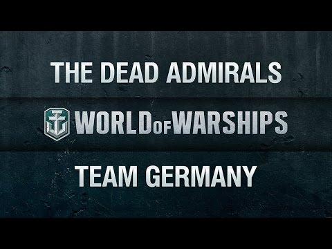 [DE] || WGL.net Grand Finals 2016 - WoWs Showmatch