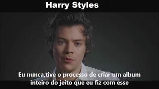 Harry Styles por trás do Album Documentário (Legendado PT-BR)