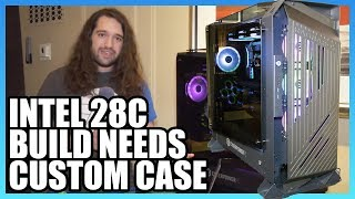 Cases that Won't Release to DIY | CyberPower at CES 2019