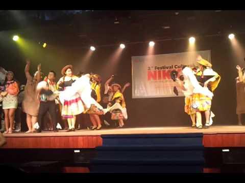 Fin de fiesta-festival cultural Nikkei