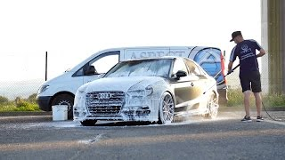 Audi S3 Detailing in London - Aspect Car Valeting
