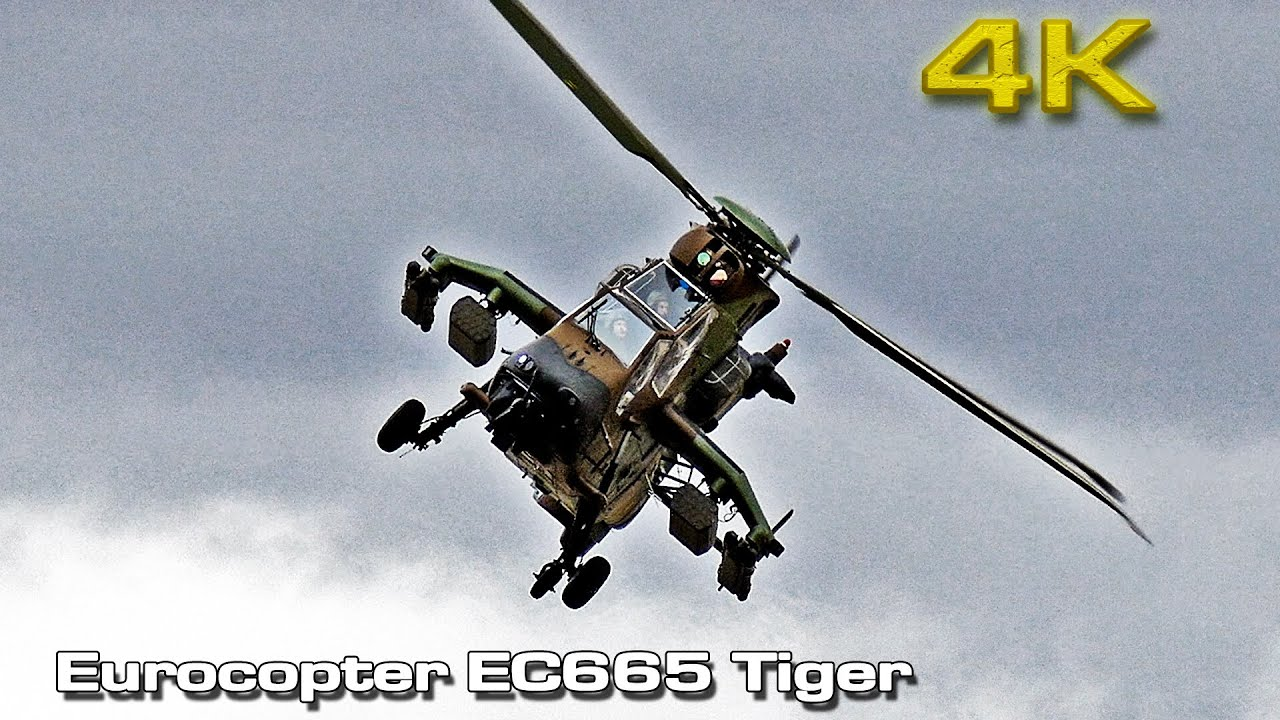 Eurocopter EC665 Tiger (flight test)