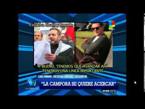 Así se burlan de Nisman