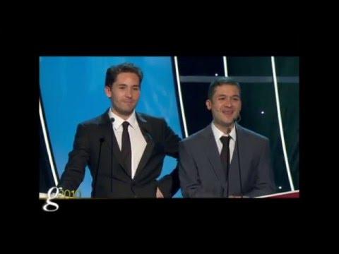 Número musical y Goya 2010 a Mejor Canción para Guille Milkyway
