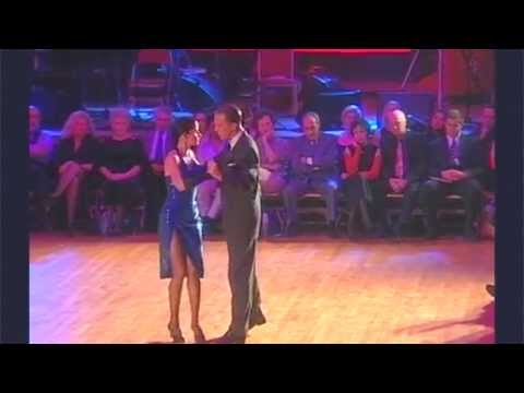 3rd Tango Festival London 2001 John Krook & Hanna Korpela