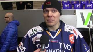13.03.2017 Lukko vs. KalPa: jälkitunnelmat