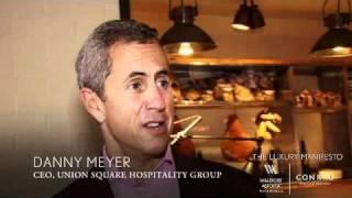 Hilton Worldwide Luxury Brands Redefine Authentic Luxury with \