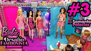 Barbie Life: Desafio Fashionista #3: Dream Runaway👠👡👗👜💄