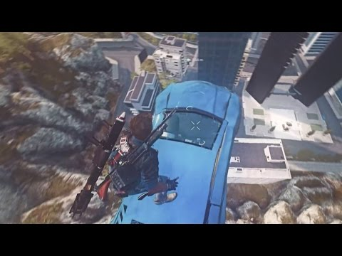 Just Cause 3 Stunts Montage by EvolveStunting