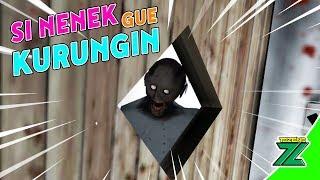 Granny Horror Game Indonesia | MENCOBA KABUR DARI NENEK GILA !