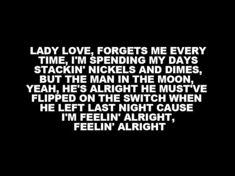 [On Screen Lyrics] Jerrod Niemann - Shinin On Me