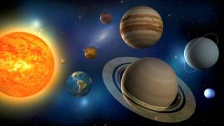 The Planets (in our Solar System)