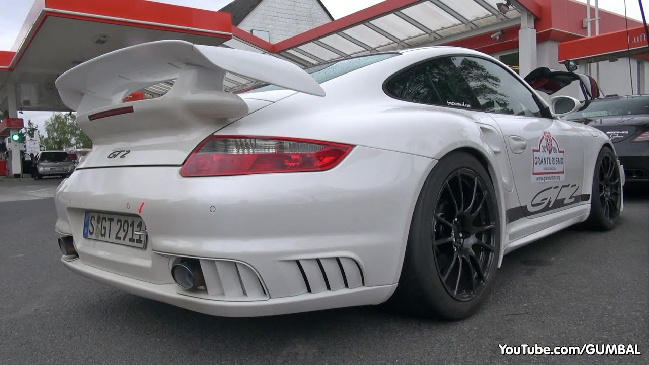 porsche manthey 997 gt2 m600 exhaust sound youtube. Black Bedroom Furniture Sets. Home Design Ideas