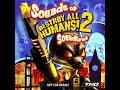Destroy All Humans! 2 Soundtrack - Bay City 1