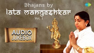 Lata Mangeshkar Bhajans | Hindi Devotional Songs | Audio Jukebox