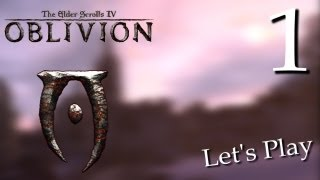 Прохождение The Elder Scrolls IV_ Oblivion с Карном. Часть 1