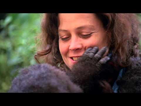 Gorillas In The Mist - Trailer