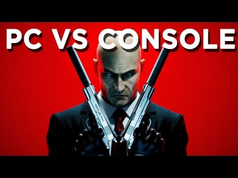 HITMAN ABSOLUTION: PC vs PS3 vs 360 Comparison!