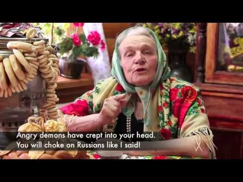 Russian Granny Appeals To Barack Obama