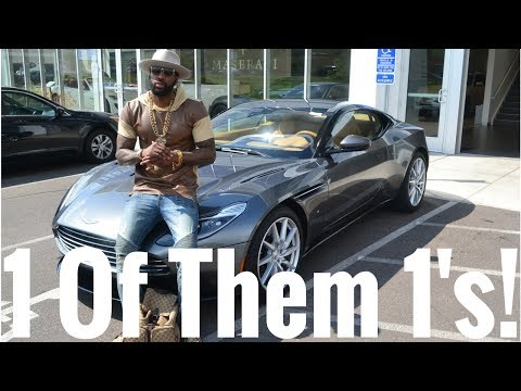 2017 Aston Martin DB11 Review!! Worth $250.000?!?!