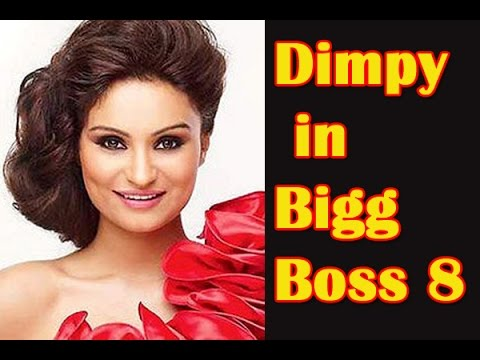 Rahul Mahajan's estranged wife Dimpy in Bigg Boss - BT