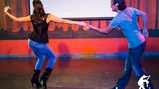 Baila Mundo - Stéphane Massaro e Priscila Baschera (Latin Party 19/07/2014)