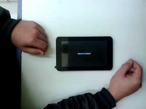 Dr.Celular - Tablet Multilaser M7s - Hard Reset - Desbloquear - Resetar