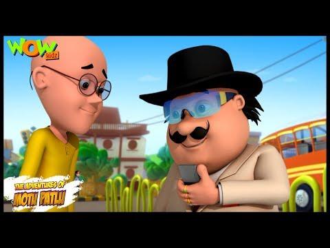 Motu The Star - Motu Patlu in Hindi - 3D Animation Cartoon - As on Nickelodeon thumbnail