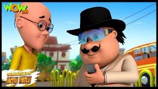 Download Motu The Star - Motu Patlu in Hindi - 3D Animation Cartoon - As on Nickelodeon 3Gp Mp4
