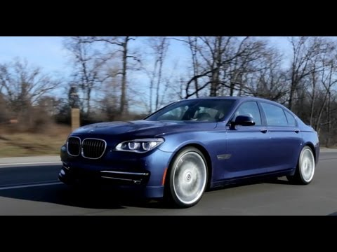2013 BMW Alpina B7 &#8211; Review &#8211; CAR and DRIVER