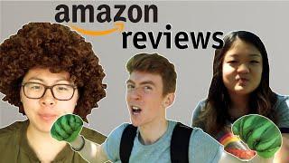 Funny Amazon Reviews! | Harrison Davis