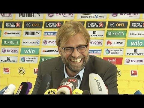 Pressekonferenz: Jürgen Klopp vor dem Spiel BVB - Hamburger SV | BVB