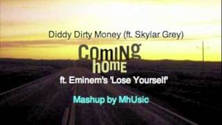 Diddy - Dirty Money 'Coming Home' (Featuring Eminem's 'Lose Yourself')