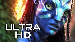 Avatar Theatrical 2K Ultra HD TRAILER (2009) James Cameron Movie