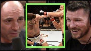 Michael Bisping on KO'ing Luke Rockhold, Becoming Champ | Joe Rogan