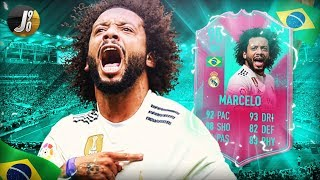 FIFA 19 FUT BIRTHDAY MARCELO REVIEW | 90 FUT BIRTHDAY MARCELO PLAYER REVIEW | FIFA 19 ULTIMATE TEAM